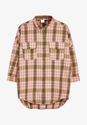 OVERSIZED  - Overhemdblouse - multi coloured