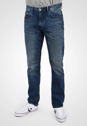 LUKKER - Slim fit jeans - denim darkblue