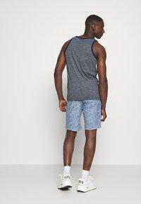 Blend - Denim shorts - denim middle blue - 2