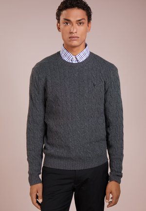 Pullover - dark charcoal