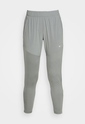 ESSENTIAL PANT - Tracksuit bottoms - particle grey/silver
