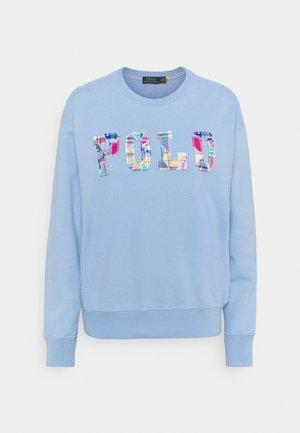 Sweatshirt - chambray blue
