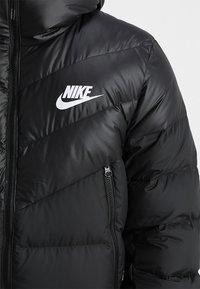 Nike Sportswear - Down jacket - black/white - 3