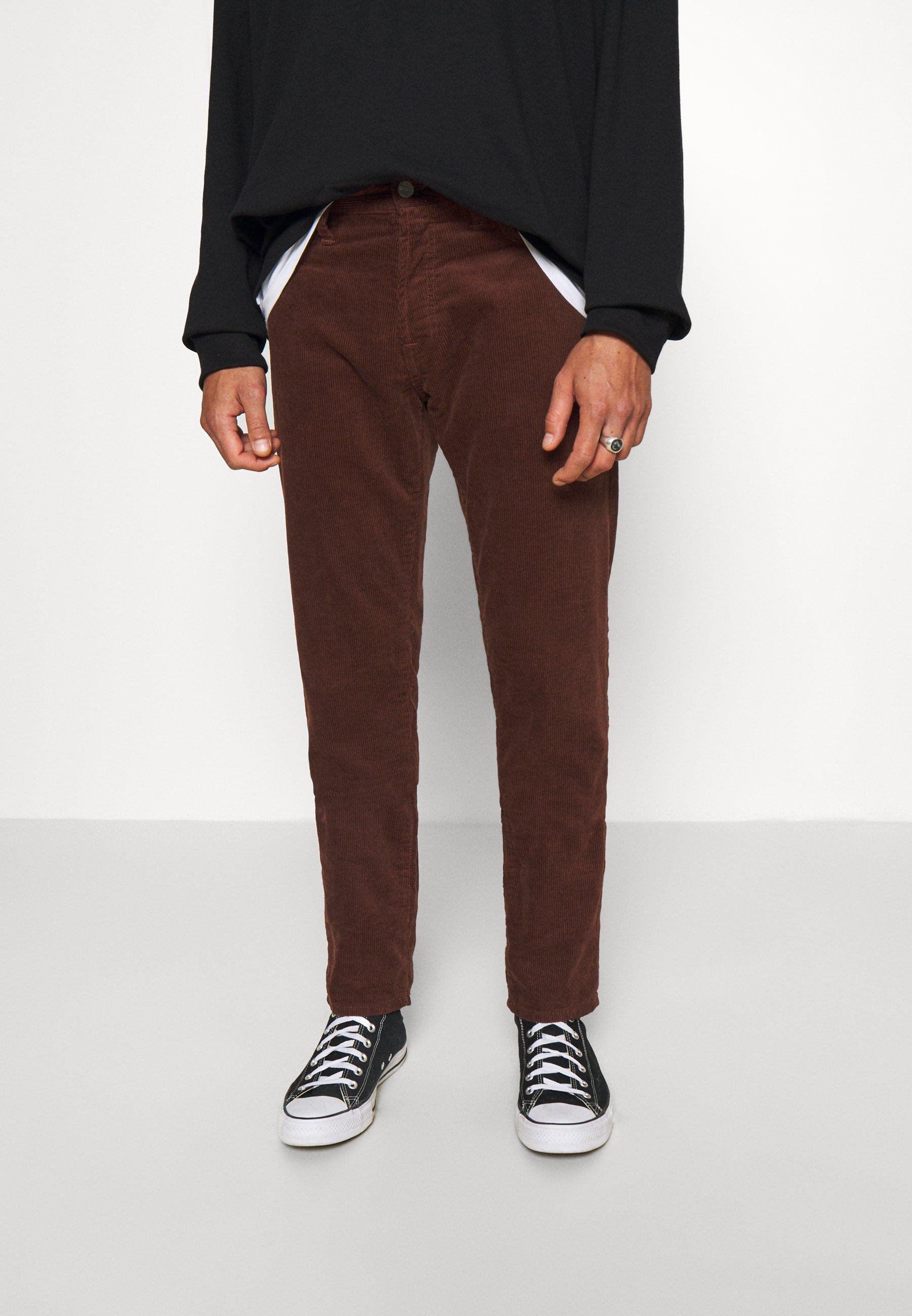 Homme KLONDIKE PANT ALBANY - Pantalon classique