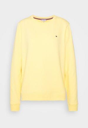 CREW NECK - Sweatshirt - sunray