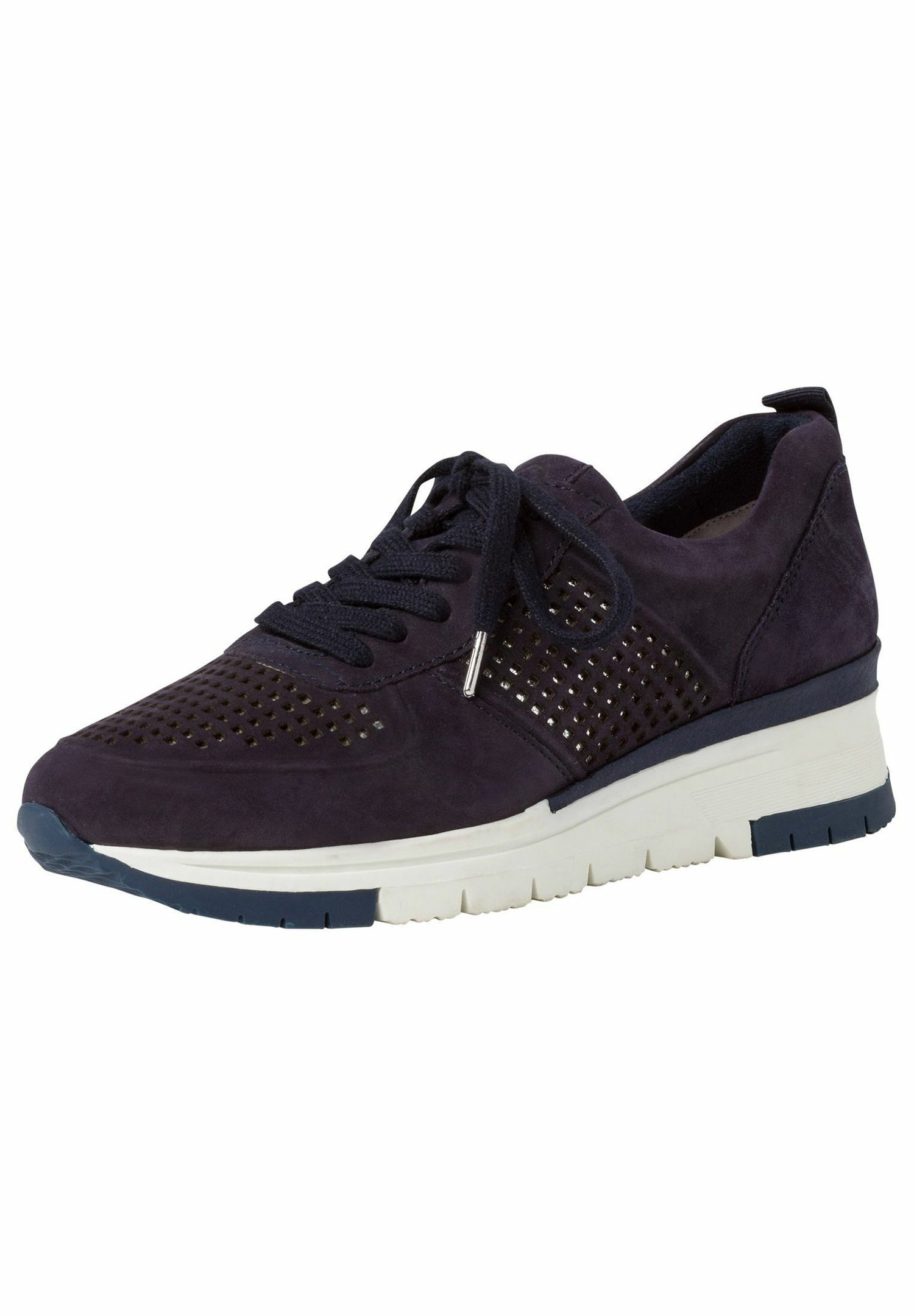 Tamaris Sneaker low navy pea/punch/blau