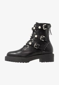 Bullboxer - Cowboy/biker ankle boot - black - 2