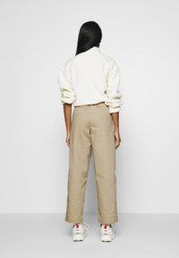 Champion Reverse Weave - LONG PANTS - Trousers - beige - 2
