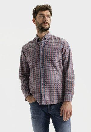 LANGARM REGULAR FIT  - Shirt - navy