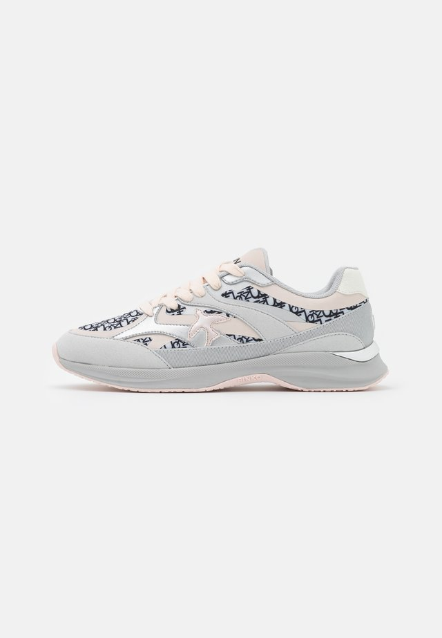 LIGHTECH - Sneakers basse - offwhite/nero