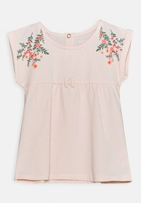 Staccato - 2 PACK  - T-shirt print - apricot/light pink - 3