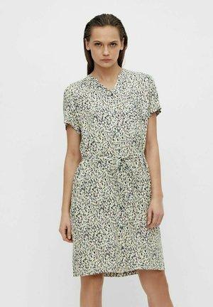 BIRDY DRESS - Shirt dress -  mottled dark blue