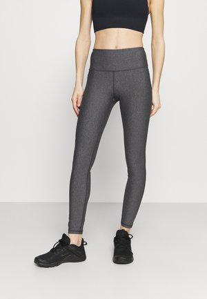 HIRISE LEG - Leggings - charcoal light heather
