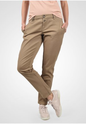 Chinos - beige brown