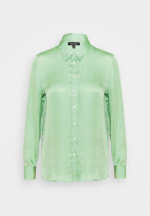 DILLON SOFT  - Button-down blouse - sage