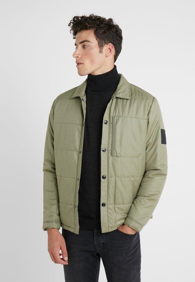 COMBINE JACKET - Summer jacket - leaflet green