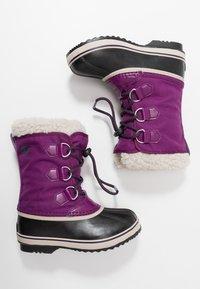 Sorel - YOOT PAC - Snowboot/Winterstiefel - wild iris/dark plum - 1