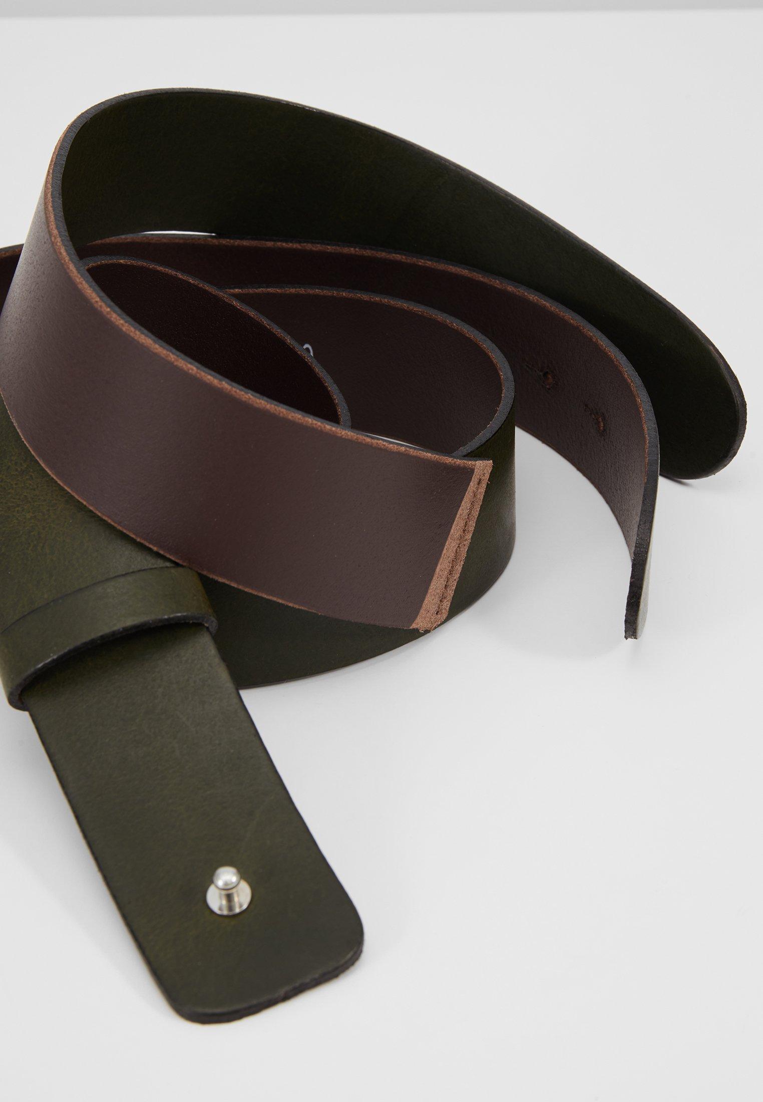 Vanzetti Belte - kaki/grønn qFaiOhUSwS7PCYK