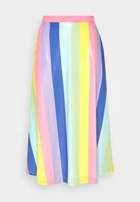 PENELOPE - A-line skirt - stripe