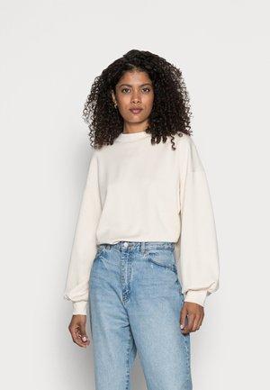 SWEATER - Sweatshirt - off-white