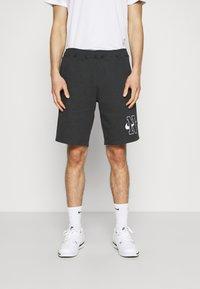 Nike Sportswear - RETRO  - Kraťasy - off noir - 0