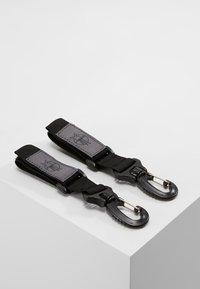 Lässig - TWIN BAG TRIANGLE - Sac à langer - dark grey - 8
