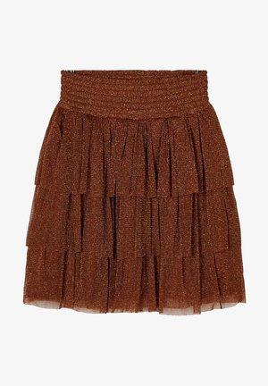 A-line skirt - monks robe