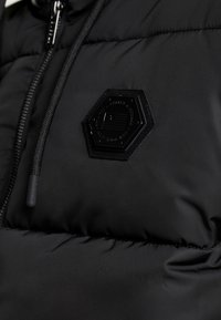 Supply & Demand - HARLEY PADDED JACKET - Zimní bunda - black - 5