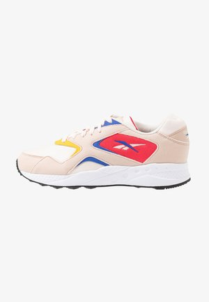 TORCH HEX LIGHT BREATHABLE SHOES - Trainers - pale pink/cobalt/yellow