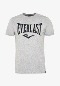 Everlast - LOUIS - Triko spotiskem - grey - 4