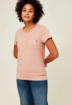 ASHLEY  - T-shirt basic - pink