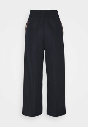Trousers - dark denim