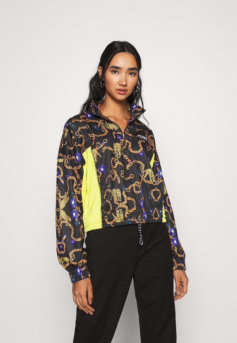 adidas Originals - HALF ZIP GRAPHICS SPORTS INSPIRED - Sweater - multicolor