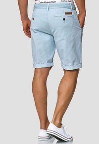 INDICODE JEANS - CASUAL FIT - Shorts - blau palace blue - 2