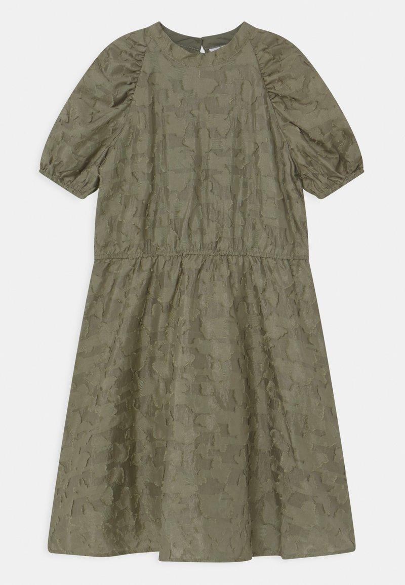 Name it - NKFHISSY - Robe de soirée - deep lichen green