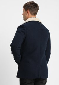 Casual Friday - Short coat - night navy - 2