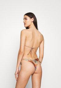 JANTHEE - BRUNA - Bikini top - cleopatra - 2