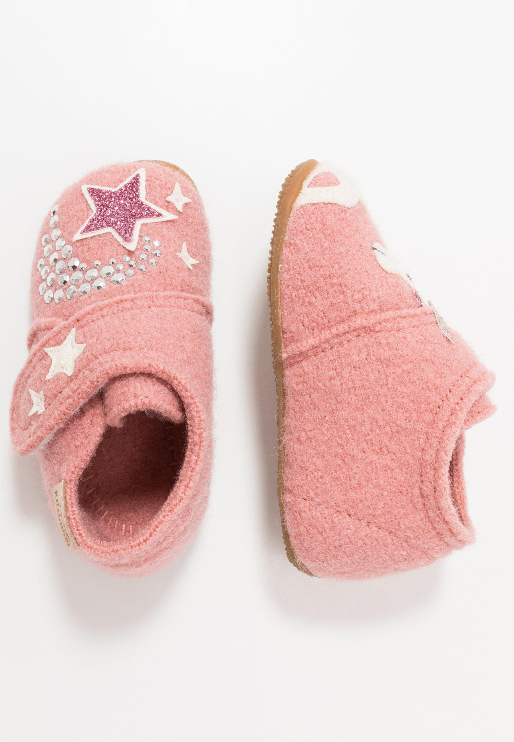 Get New Cheapest Living Kitzbühel BABYKLETT EINHORN - Slippers - ash rose | kids shoes 2020 NSttr