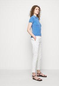 Polo Ralph Lauren - MODERN STRETCH - Trousers - deckwash white - 5