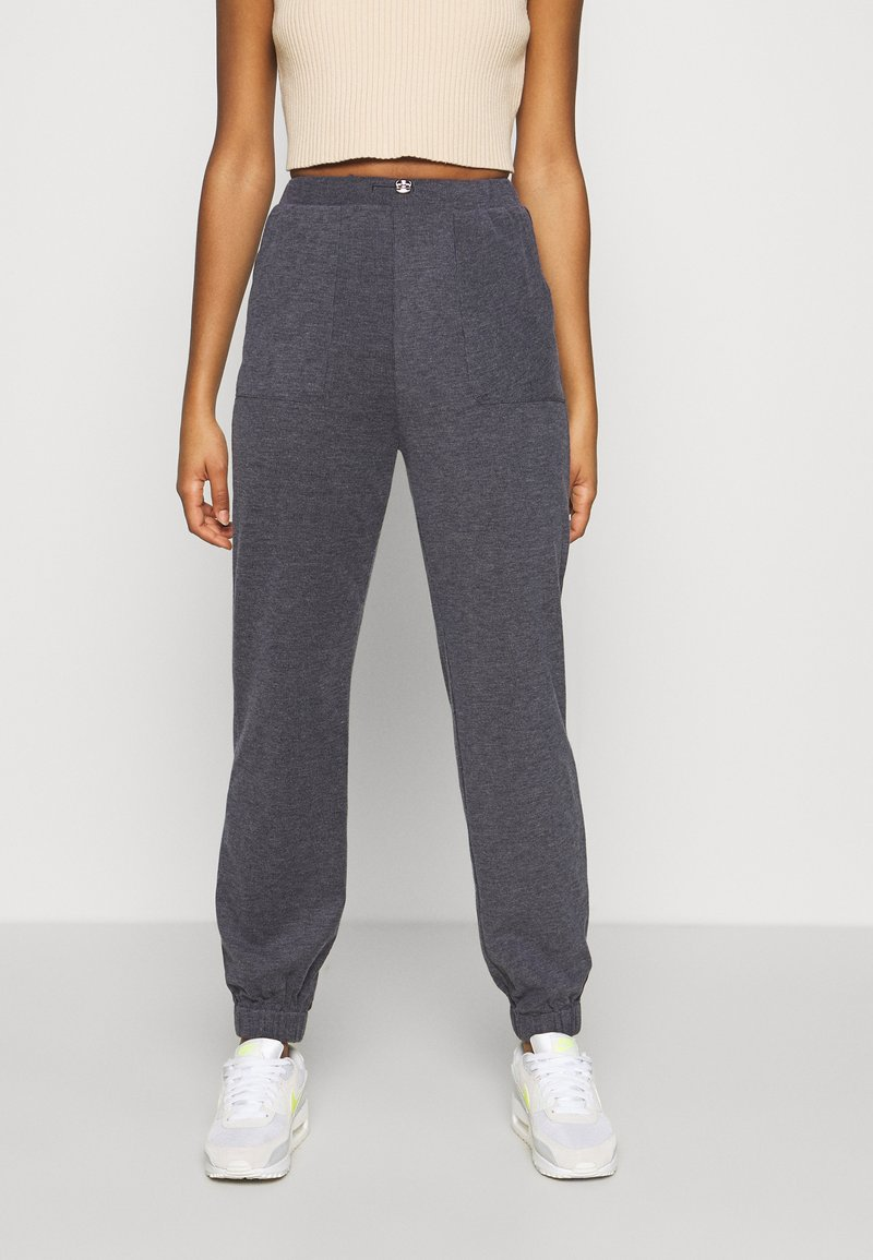 ONLY - PANT - Tracksuit bottoms - night sky