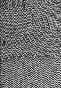 EDITED - FLEUR TROUSERS - Pantalon classique - grau - 2