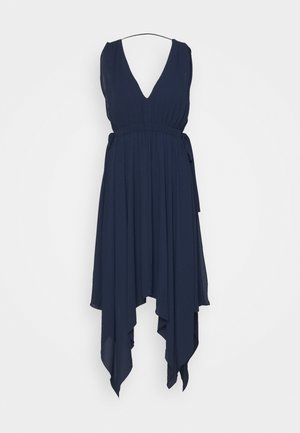 DAY LONG DRESS - Koktejlové šaty / šaty na párty - navy