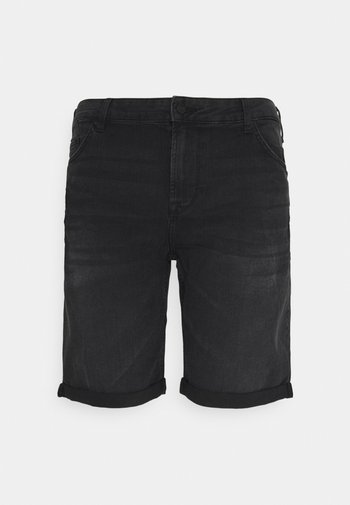 ONSPLY LIFE - Jeansshort - black denim