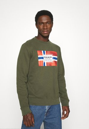 BERA  - Sweatshirt - green depths