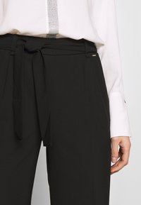 comma - TROUSERS - Trousers - black - 4