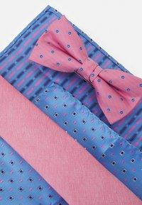 Jack & Jones - JACPINKY NECKTIE GIFTBOX SET - Tie - raspberry rose - 5