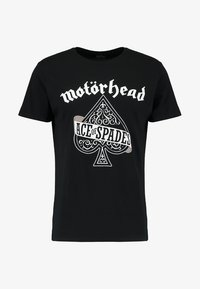 Mister Tee - MOTÖRHEAD ACE OF SPADES - Print T-shirt - black - 4
