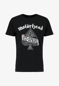 MOTÖRHEAD ACE OF SPADES - Print T-shirt - black