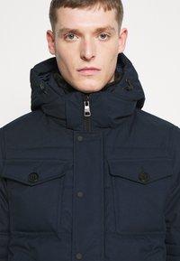 Tommy Hilfiger - REMOVABLE HOODED BOMBER - Winter jacket - blue - 6