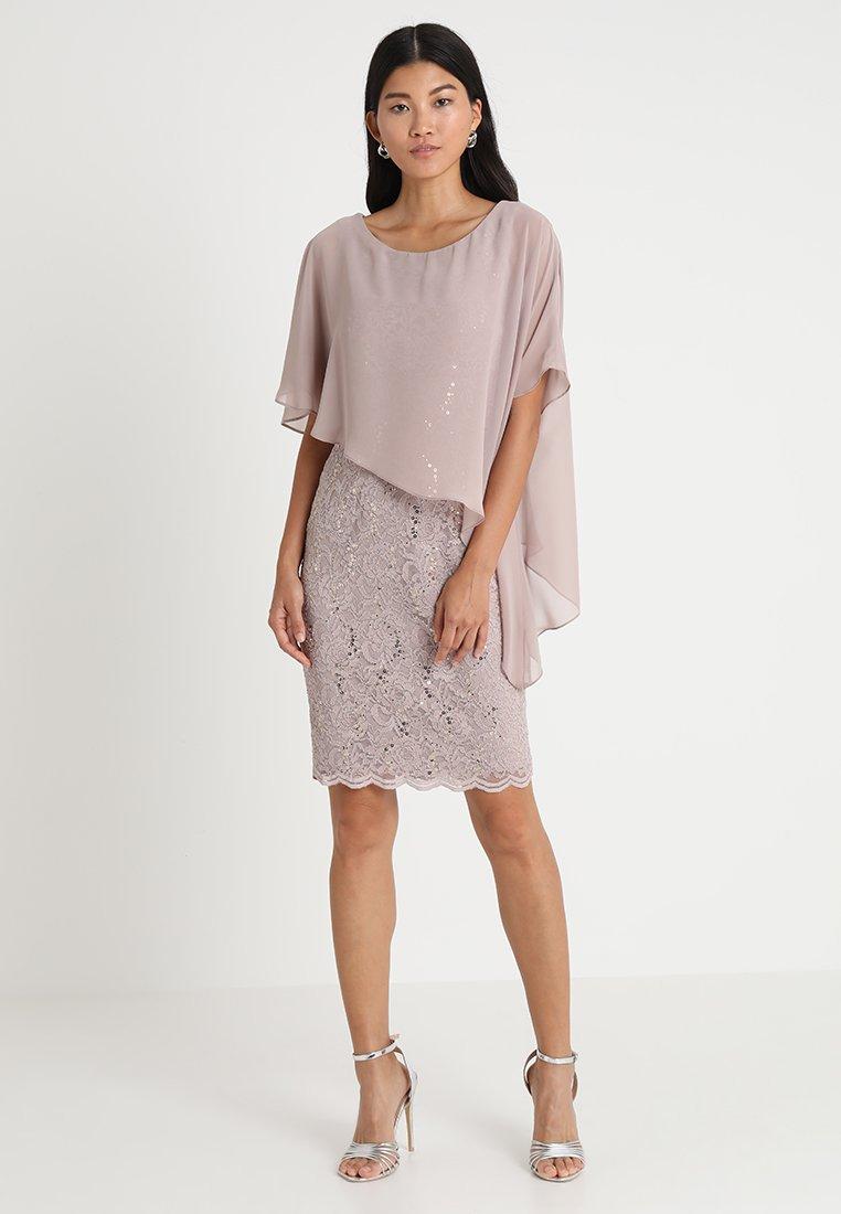 Cocktailkleid/festliches Kleid - taupe